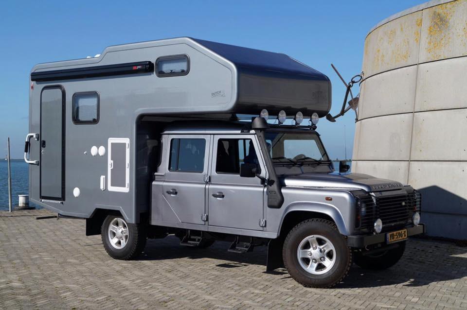 Dc Safari Camper Sbs Adventure Campers Uk